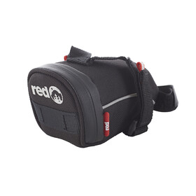 Red Cycling Products Turtle Bag S - Bolsa para sillín - negro